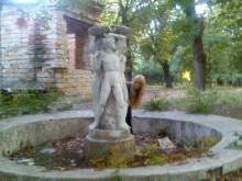 В санатории им. Чкалова. Фото Елены Пенко. Июль, 2007 г.