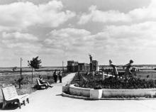 Одесса, Куяльник. 1955 г.