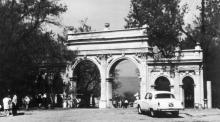 Вход на Ланжерон. 1960-е гг.