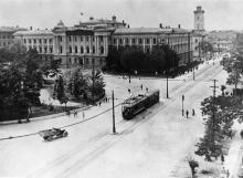 Пантелеймоновская улица (1917 — 1941)