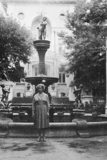 Санаторий им. Горького (1944 — 1991)