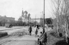 Куликово поле, фотография 1942-1943 годов