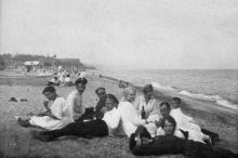 Одесса. Люстдорф. 1925 г.