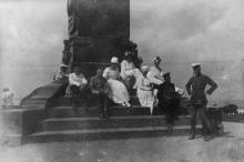 Александровская колонна  (1917 — 1941)