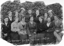 Дом отдыха учителей, 7 ст. Б.Ф. Одесса. 1936 г.