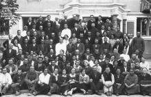 Санаторий ЦИКА. Одесса. Хаджибей. 1938 г.