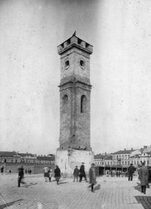 Одесса. Старобазарный сквер. 1930-е гг.