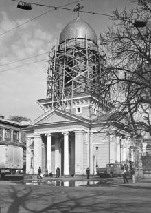 Греческая церковь. Фото Олега Владимирского