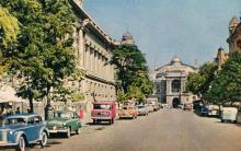 Улица В.И. Ленина. Фото в книге-фотогармошке «Одесса». 1960-е гг.