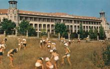 Санаторий «Молдова». Фото в книге-фотогармошке «Одесса». 1960-е гг.