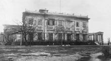 Воронцовский дворец. Одесса. 1920-е гг.