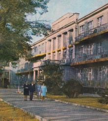 Ресторан «Россия». Фото в фотобуклете «Аркадия», 1974 г.