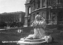 Одесса. Гор. театр