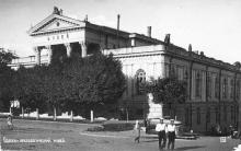 Одесса. Археологический музей. Фотооткрытка. 1930-е гг.