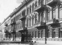 Одесса, гостиница «Лондонская». Фотооткрытка. 1930-е гг.