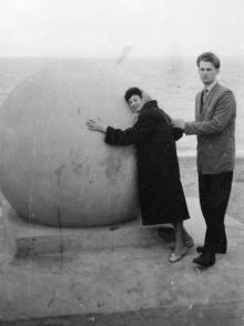 Ланжерон, конец 1950-х гг.