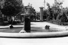 В Лермонтовском санатории. 1942 г.