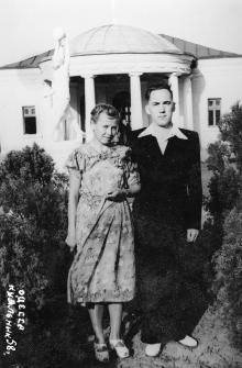Одесса. Куяльник. 1958 г.