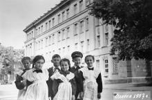Школа № 119 на Александровском проспекте