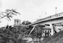 Мост имени Жанны Лябурб. Одесса. 1980-е гг.