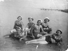 На Куяльницком лимане. 1933 г.