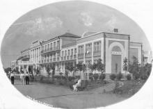 Санатория ВЦСПС. Одесса