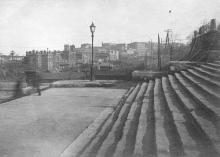 Бульварная лестница. 1918 г.