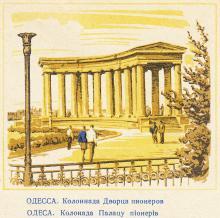 Вокруг Воронцовского дворца