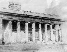 Старый базар, фотография 1920-х годов