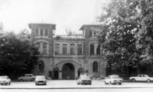 Городская больница, фотограф Н. Дуценко, 1970-е годы