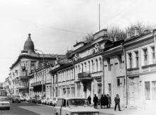 Улица Ласточкина (Ланжероновская), фотограф Н. Дуценко, 1970-е годы