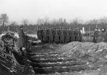 2-е христианское кладбище на Люстдорфской дороге