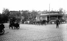 Тираспольская площадь, фото 1913-15 годов