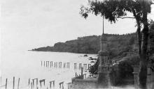 Аркадия, фотография из оригинального фотоальбома Оррина Уайтмана, 1917 г.