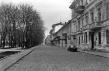 Приморский бульвар, фотограф С. Ляшков, 1992 г.
