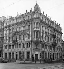 Дом № 23 по ул. Советской Армии (дом Либмана). 1980-е гг.