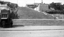 Одесса. Гигантская лестница