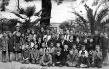Ботанический сад. Одесса, 1955 г.