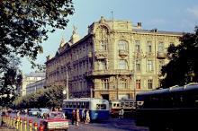 Преображенская угол Дерибасовской, Пассаж, 1969 г.