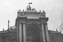 Оперный театр. Конец 1941 г.