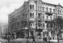Одесcа. Гостиница «Красная». Фото Г.К. Начало 1930-х гг.