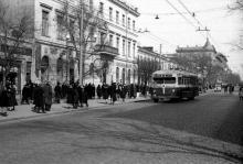 Дерибасовская, 1956 г.
