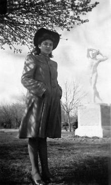 Одесса. В парке им. Ильича. 1947 г.