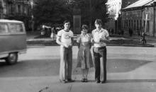 Улица Советской Армии (Преображенская), у Пассажа