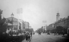 Улица Преображенская