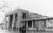 Кинотеатр «Золотой берег». 1980-е гг.