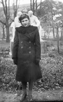 Любительское фото, 1948 г.