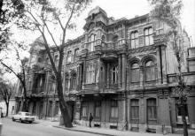 Дом № 28 по ул Свердлова. Одесса, 1980-е гг.