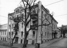 Одесса. Дом № 41 по ул. Комсомольской. 1980-е гг.