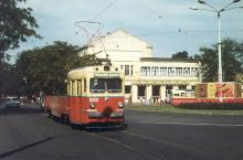 Площадь 1905 года (Тираспольская), 1976 г.
